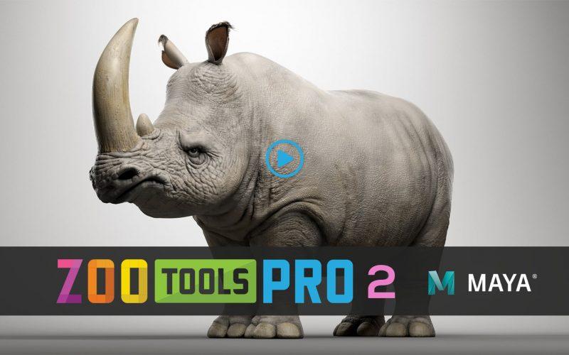 Zoo Tools Pro herramientas de animación para Autodesk Maya. Este conjunto de herramientas creado por el desarrollador Andrew Silke mejora ...