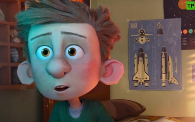 Ron da error, cine de animación 3D