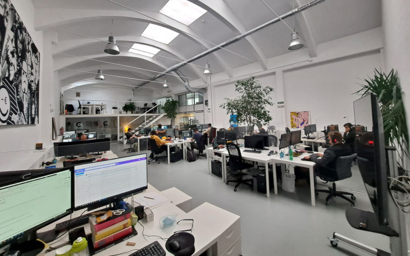 The Thinklab busca Animadores 3D.