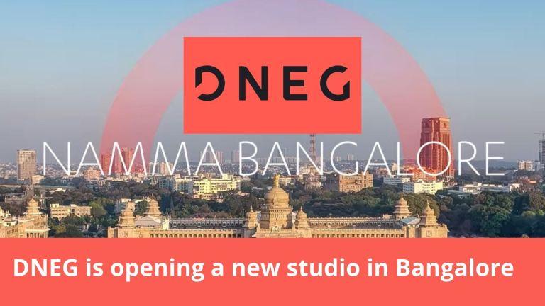 DNEG abre un nuevo estudio en Bangalore