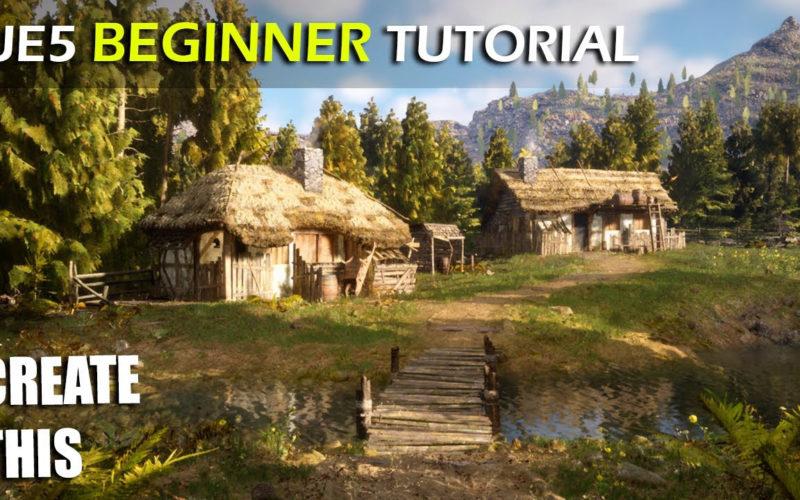 Fundamentos de Unreal Engine 5 en pocas horas