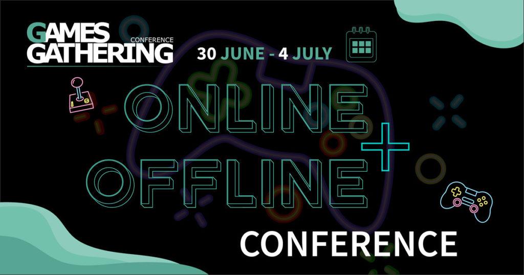 Games Gathering 2021 anuncia una conferencia de verano