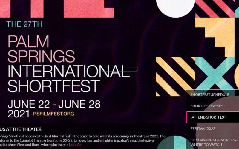Palm Springs International ShortFest Festival