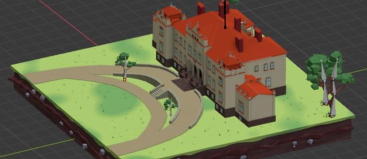 Crear realidad aumentada con Blender y exportar a Unity.