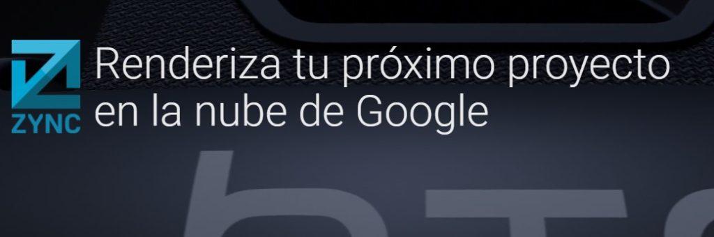 Zync Render cerrado oficialmente por Google
