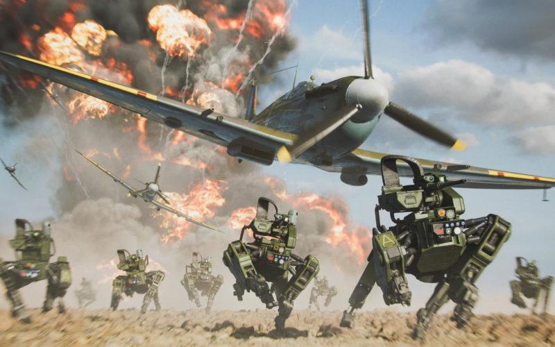Battlefield 2042 estará plagado de bots indetectables