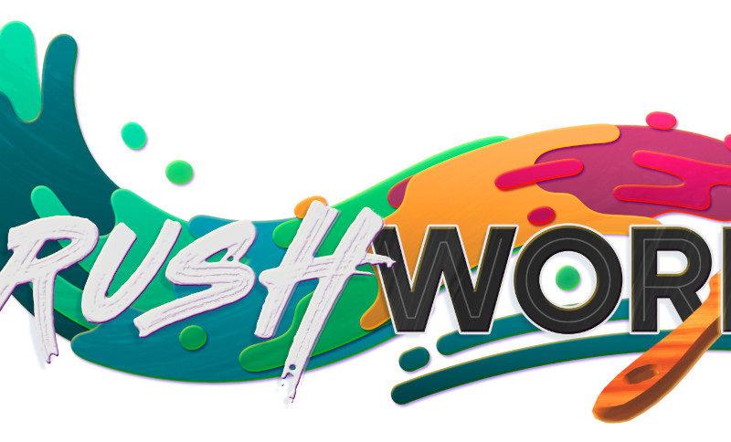 Brushwork pinta en entorno de realidad virtual