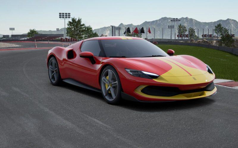 Ferrari 296 GTB llega a Fortnite