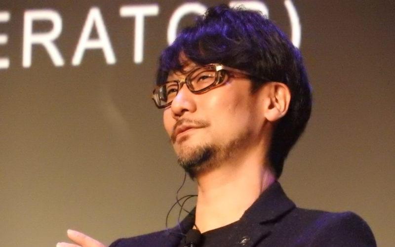 Hideo Kojima firma una carta de intención con Microsoft.