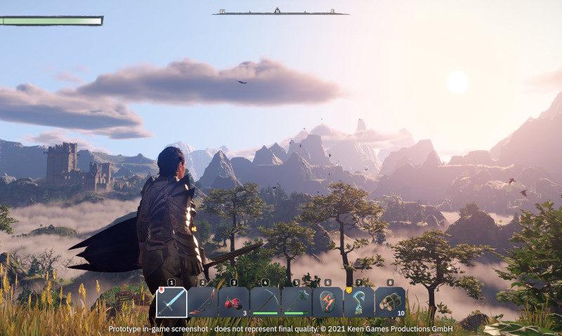Hiro Capital y Tencent invierten en Keen Games.