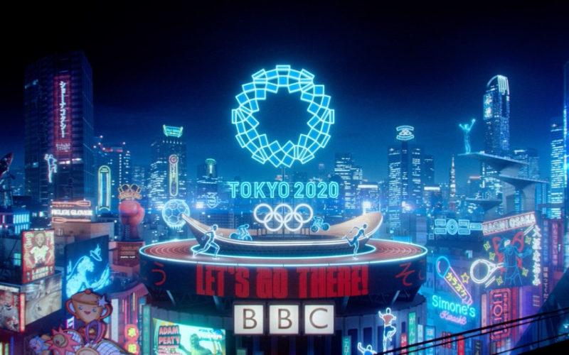 Nexus Studios re-imagina Tokio de los Juegos Olímpicos 2020