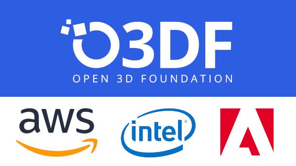 Open 3D Foundation organismo para desarrollar tecnologías de código abierto.