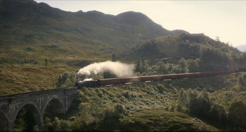 Puente simulado para la serie.