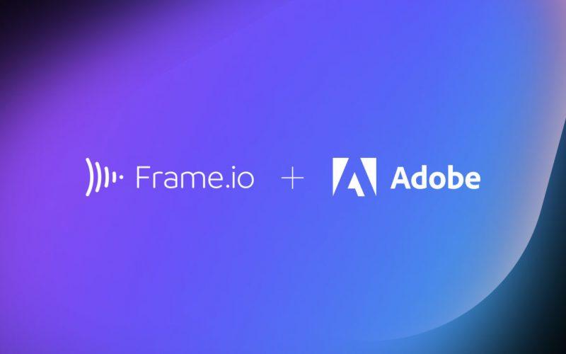 Adobe compra la compañía Frame