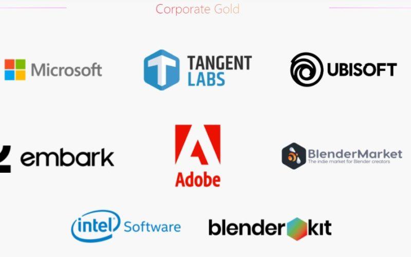 Adobe se une al Fondo de Desarrollo de Blender.