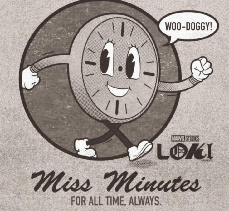 Desglose del personaje Miss Minutes en la serie Loki