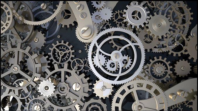 Impresoras 3D para trabajar engranajes y elementos técnicos