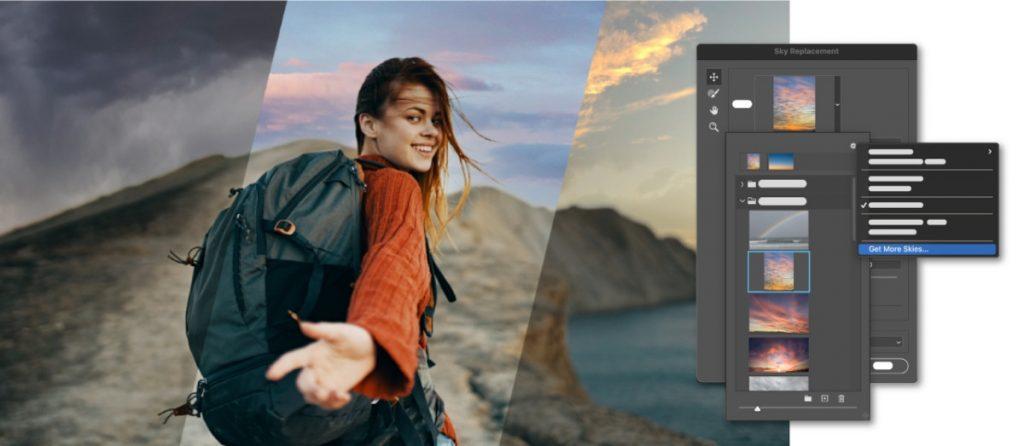 Nuevo panel Discover en Adobe Photoshop 22.5