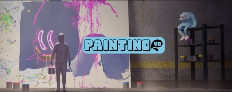 Pintar en realidad virtual y en tiempo real con Painting VR World