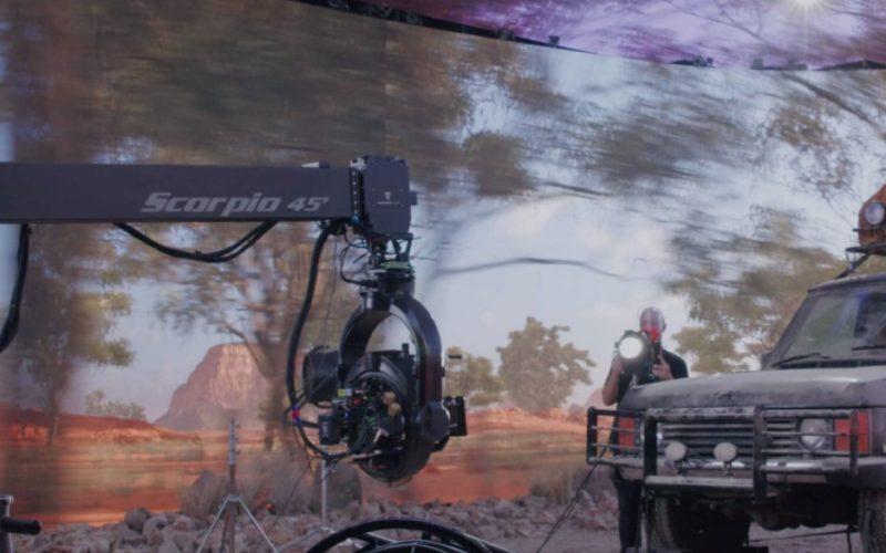 Probando herramientas de producción virtual en Unreal Engine