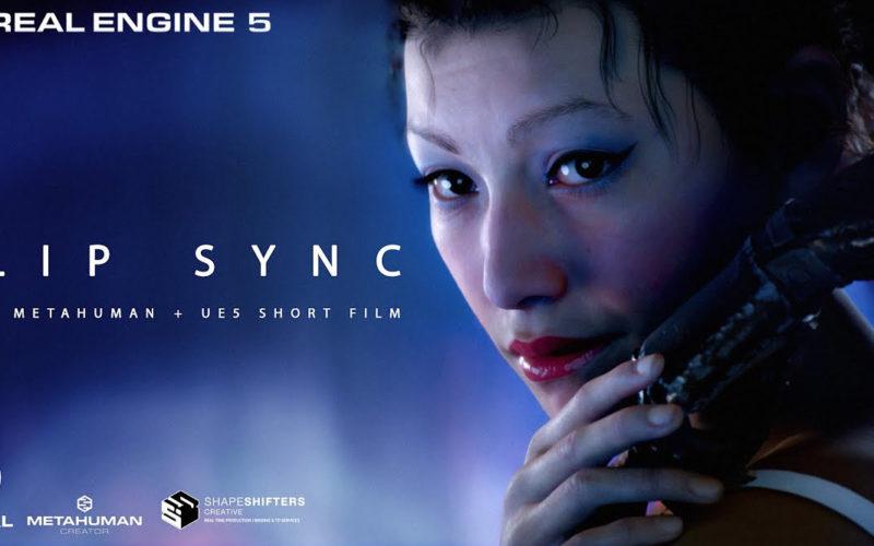 cortometraje Lip Sync de Shape Shifters Creative