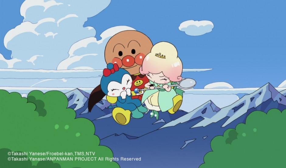 Anpanman y sus dulces amigos se estrena en FOX Entertainment