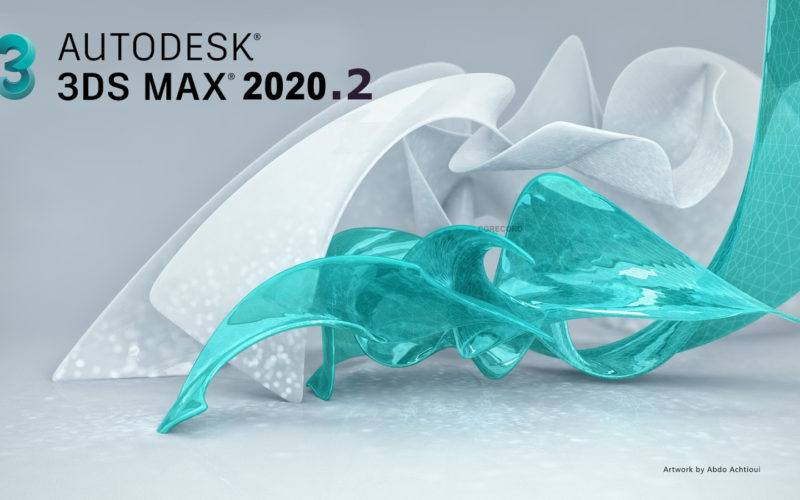 Autodesk ha publicado 3ds Max 2022.2