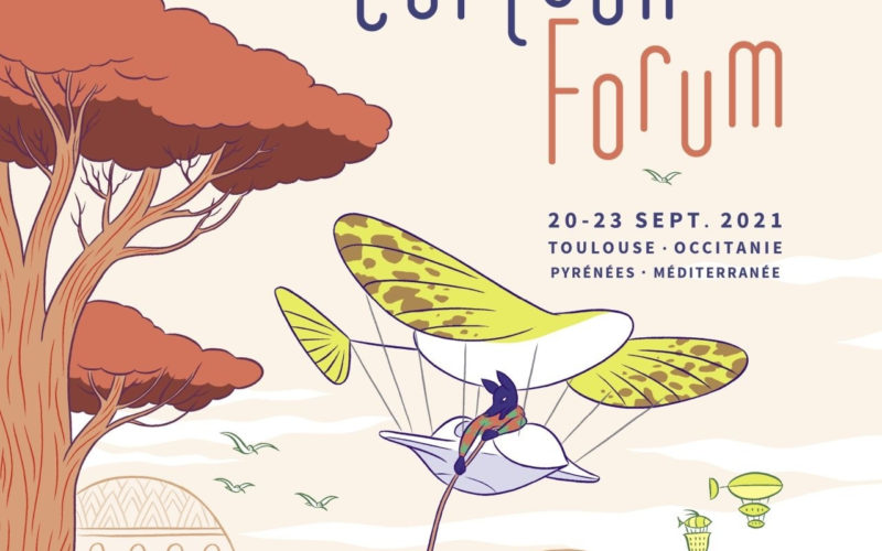 Cartoon Forum 2021 dedicado a la animación portuguesa y su industria 3D