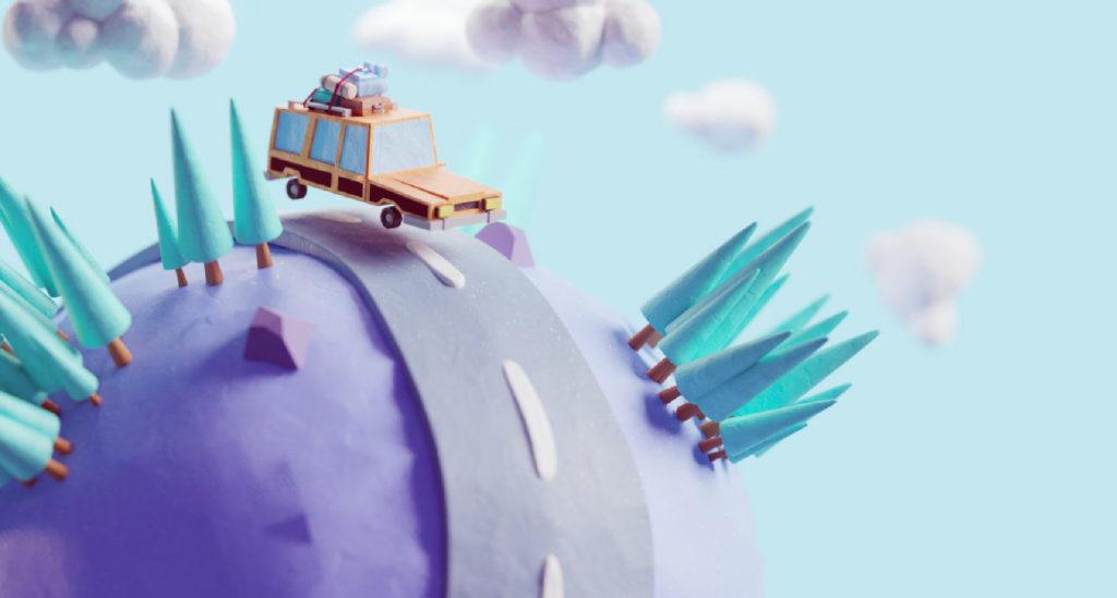 Clay Doh simula modelos 3D de arcilla para Blender