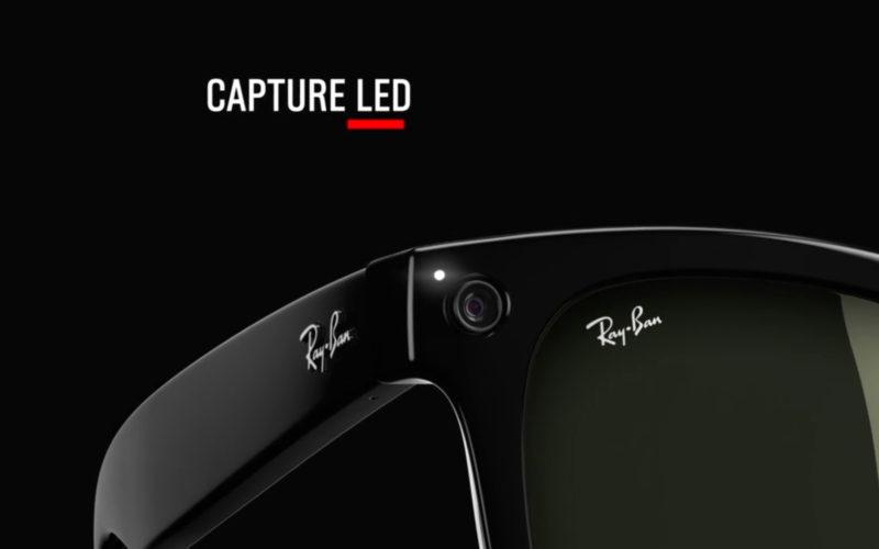Las gafas inteligentes de Facebook y Ray-ban