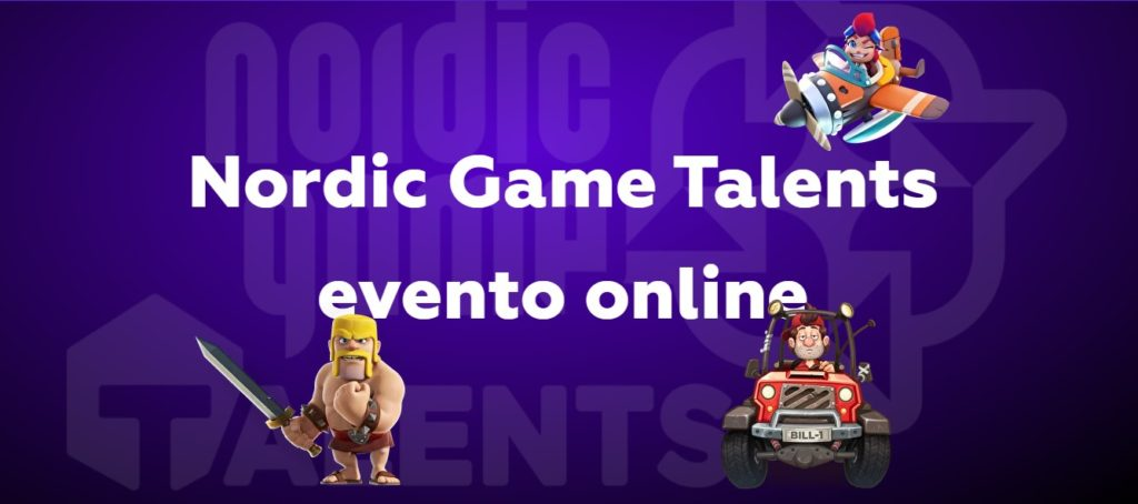 Nordic Game Talents evento online