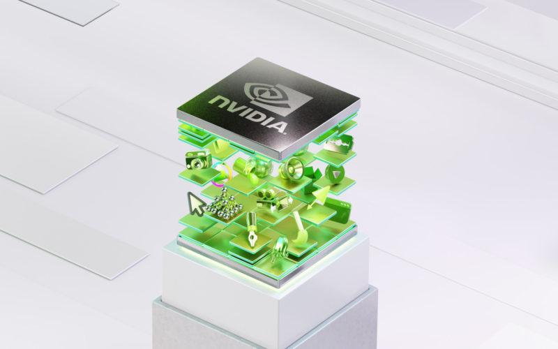 Nvidia Studio es un arsenal de herramientas gráficas