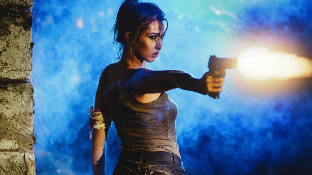 VFX Suite 2 con destellos de armas de fuego y Chroma Keying