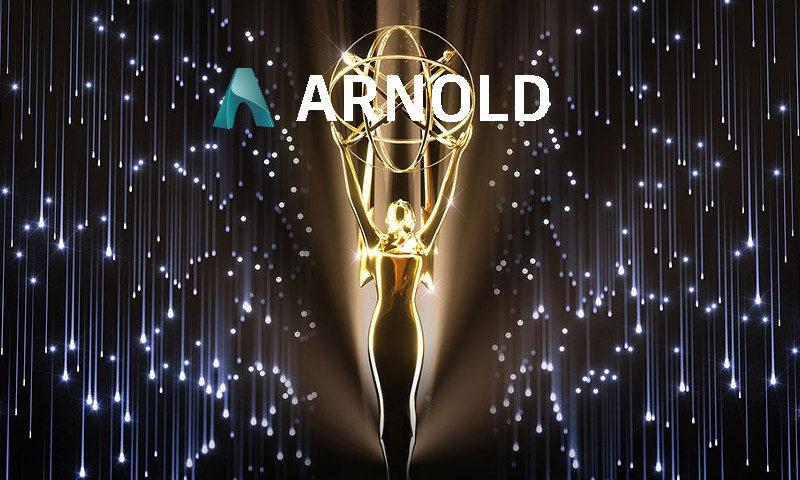 Arnold Renderer gana el premio Emmy de Ingeniería