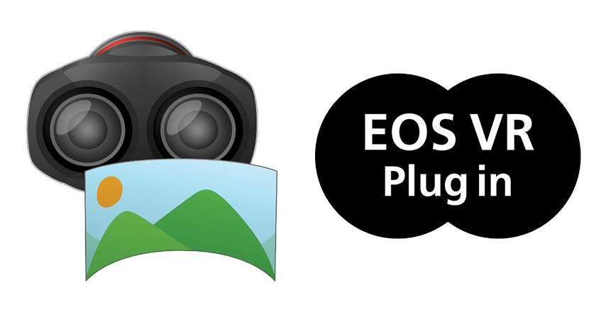 EOS VR Utility y EOS VR Plug-in