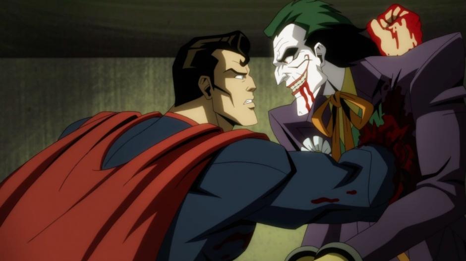 El lado oscuro de Superman se llama Injustice
