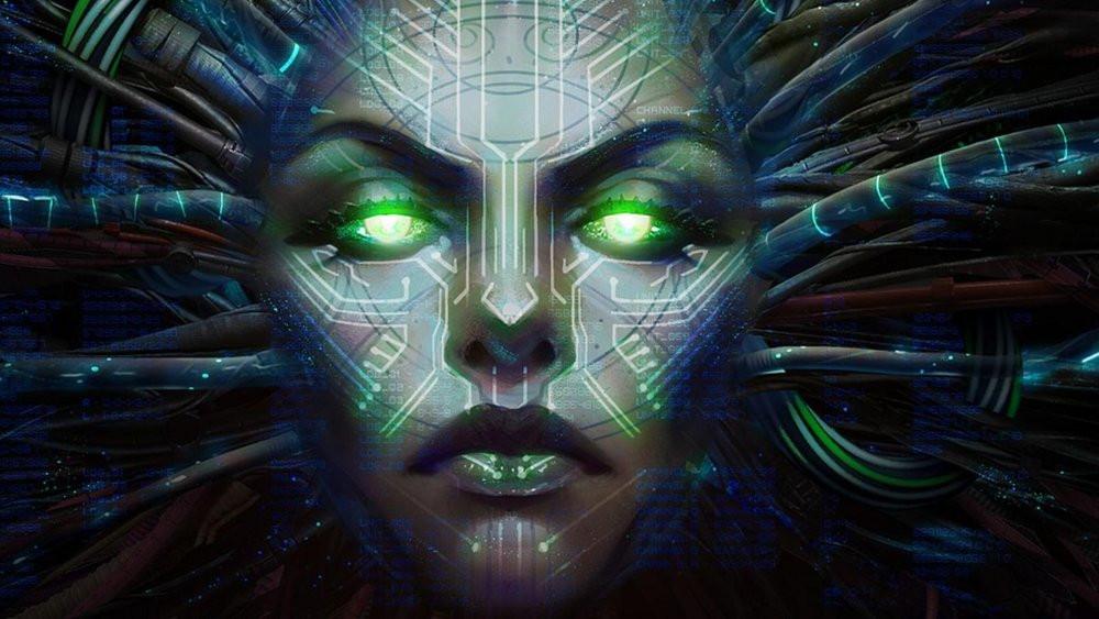 System Shock serie de televisión CG