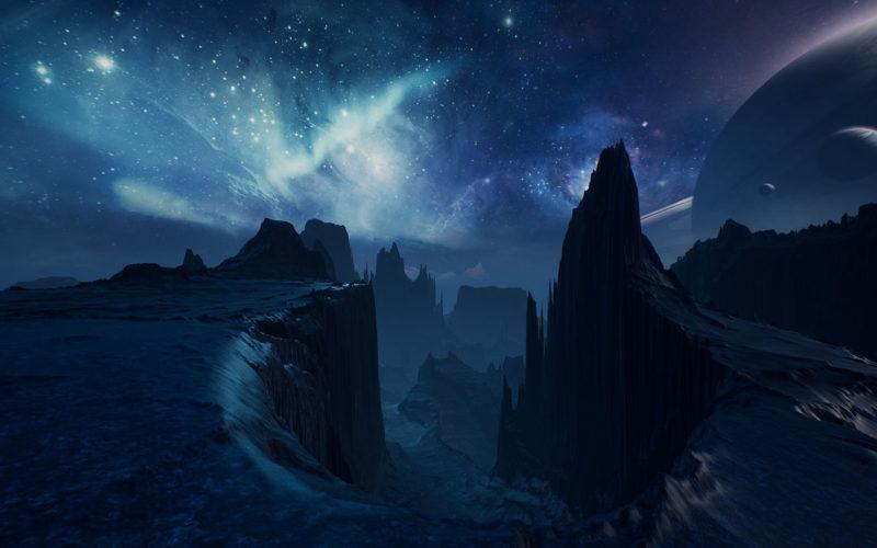 Elite Landscapes de Unreal Engine