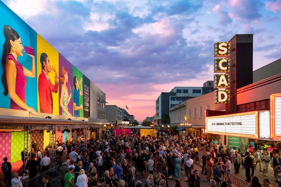 Festival de cine SCAD Savannah