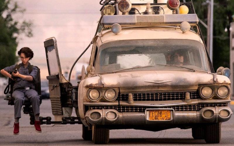 Ghostbusters El legado tráiler VFX internacional