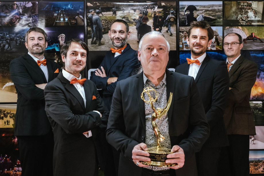 Golaem recibe un premio premio Emmy de ingeniería