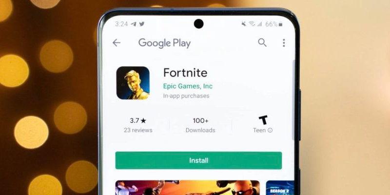 Google demanda a Epic Games