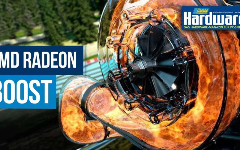 Image Boost mejora la resolución y la nitidez en Radeon Pro