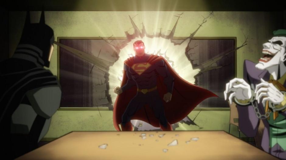Injustice - cuando Superman es el chico malo de la película 3