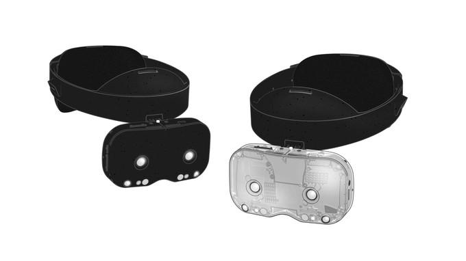 Modelo base Lynx R-1 y la Edición Limitada. La Edición Limitada cuenta con una cara frontal transparente