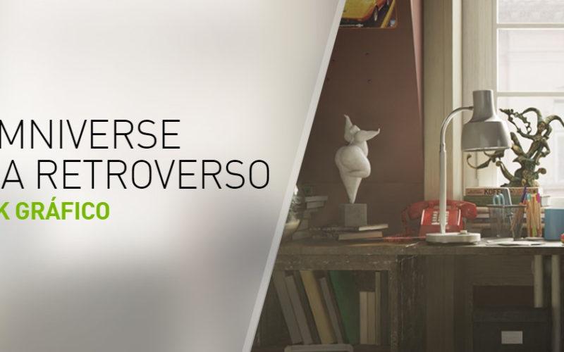 Nvidia Omniverse organiza Retroverso el concurso