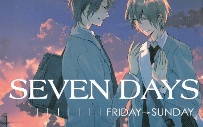 Siete días cine de anime moderno y optimista
