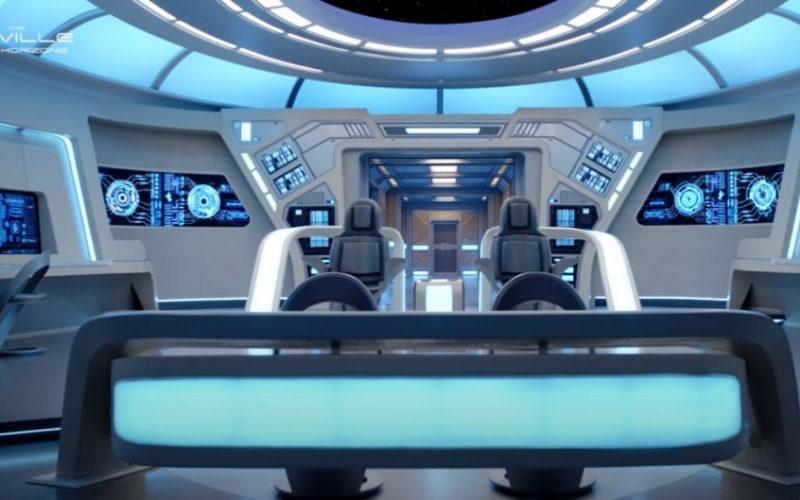 The Orville Nuevos horizontes se retransmite en Hulu