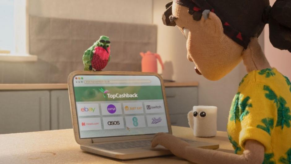TopCashback se anuncia con técnica Stop-Motion